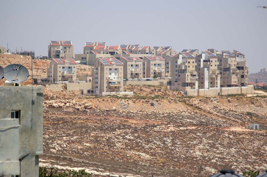 Israeli Settlement Photo Leopold Lambert