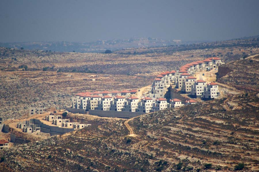 Palestinian Settlement Photo Leopold Lambert