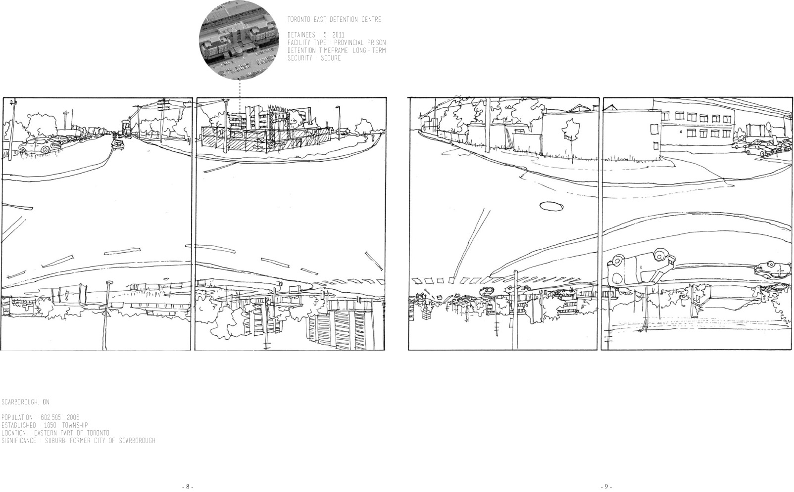 Chak Undocumented The Architecture Of Migrant Detention Draft 8