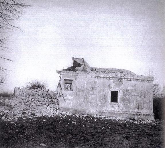 1 Church On Kleƒ Koƒevsko Destroyed After Ww2