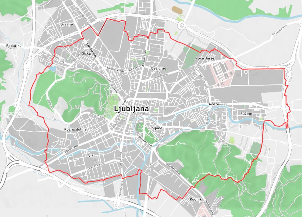 3 POT Ljubljana