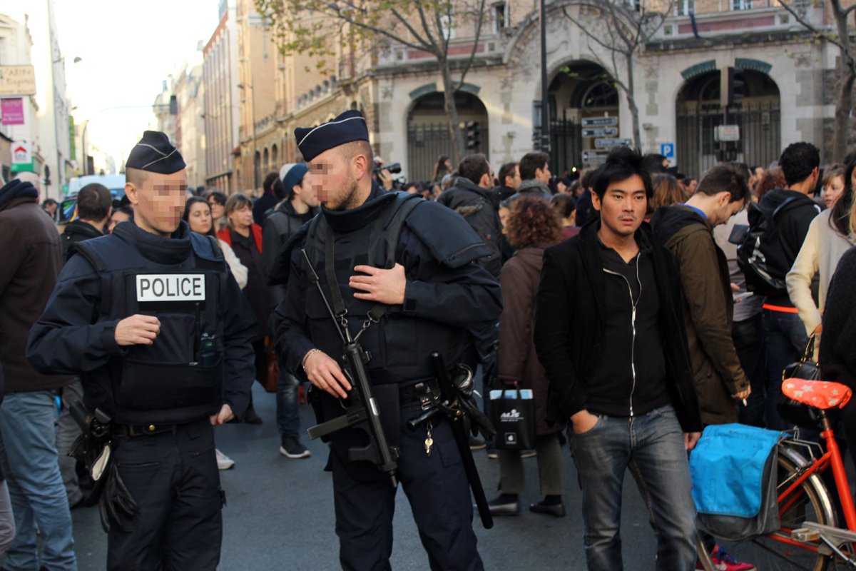 State of Emergency Paris Nov 2015 (Photo by Leopold Lambert) (3)