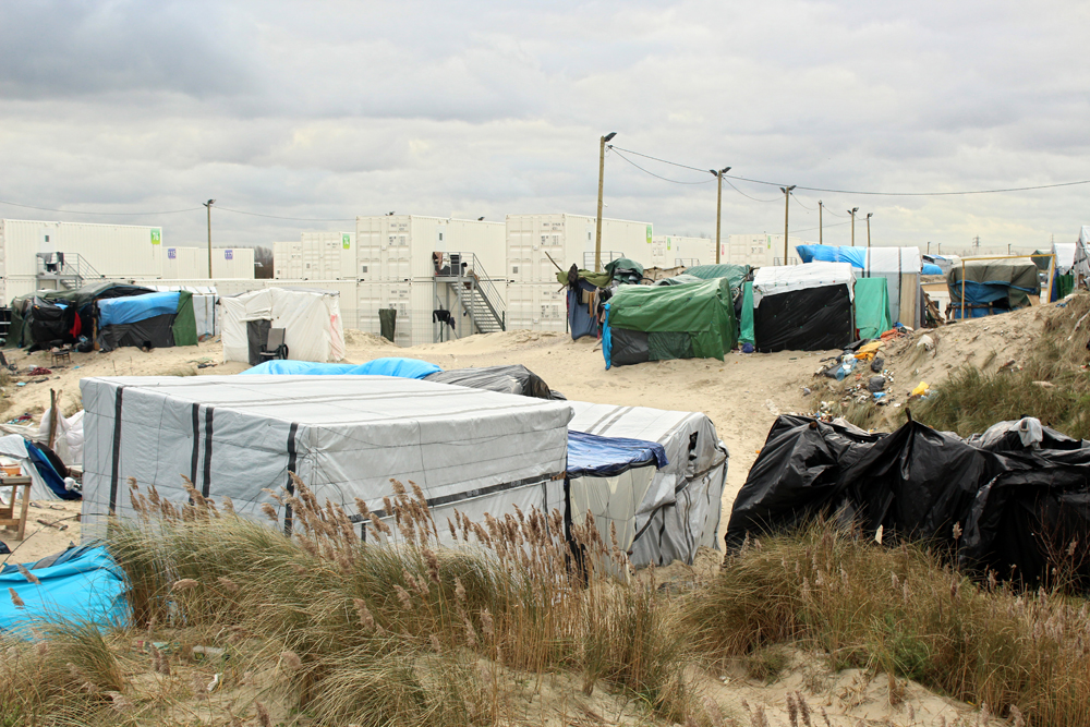 Calais Jungle - Photo by Leopold Lambert for The Funambulist (14)