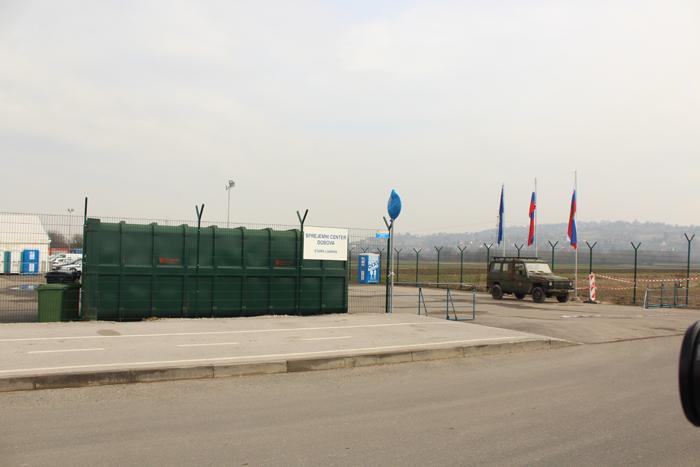 Dobova Refugee Camp Photo By Leopold Lambert 3