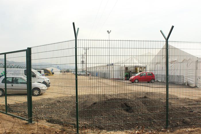 Dobova Refugee Camp Photo By Leopold Lambert 6