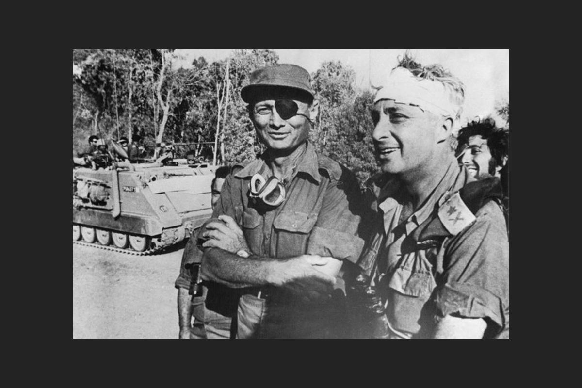 Sharon gaza 1971
