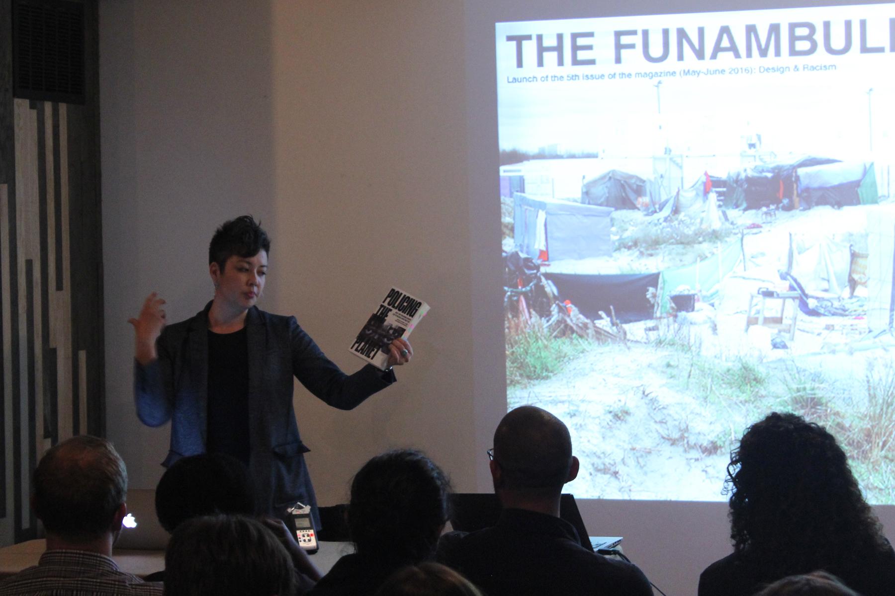 The Funambulist 5 NY Launch 04