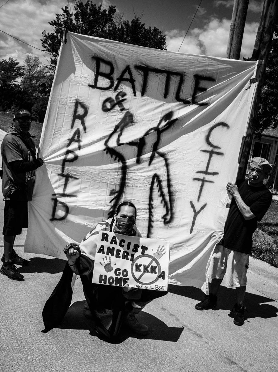 battle for rapid city