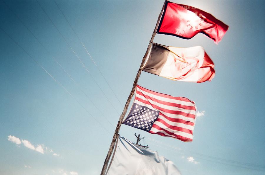 treaty flags
