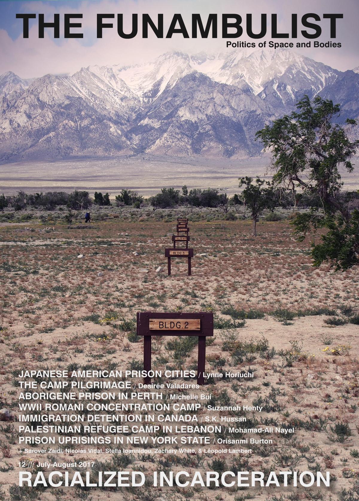 The Funambulist Magazine 11 Designed Destructions